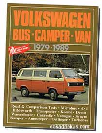 Volkswagen bus-camper-van 1979-1989