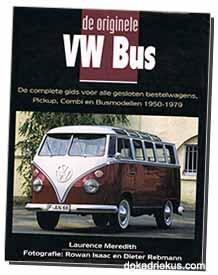 De originele VW bus