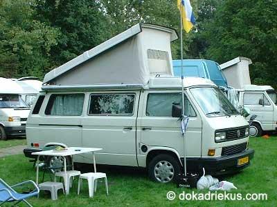 Enkele T3 campers