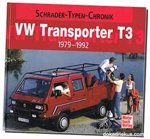 VW Transporter T3 1979-1992